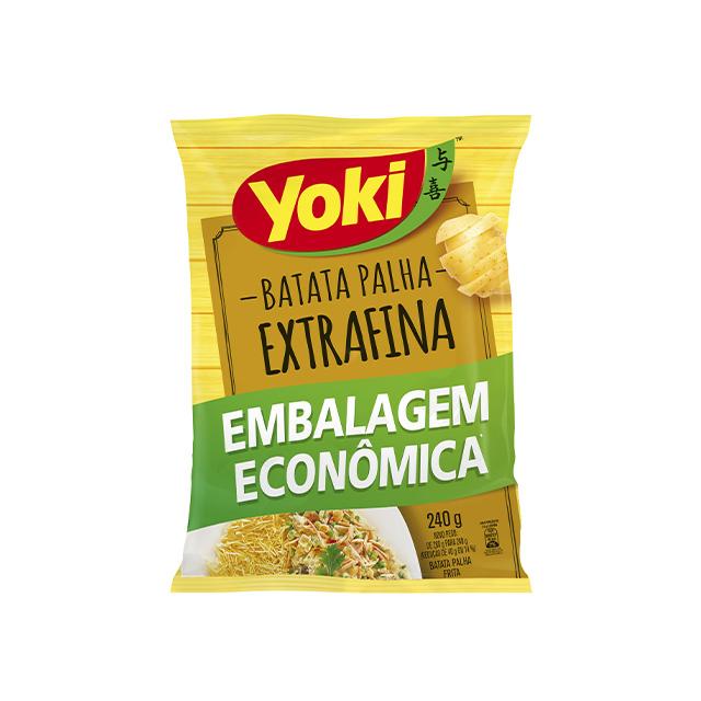 Batata Palha Yoki Extra Fina 240g