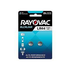 Pilha Rayovac Eletrônica Alcalina Lr44 V13ga | Com 2 Unidades